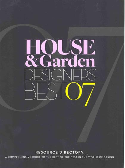 H&G Designers Best 07, December 2007