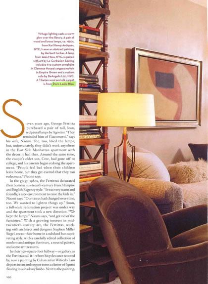 House & Garden, May 2007, p. 2