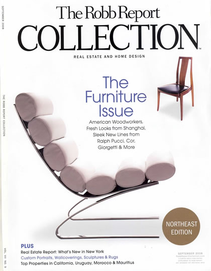 Robb Report Collection, September 2008