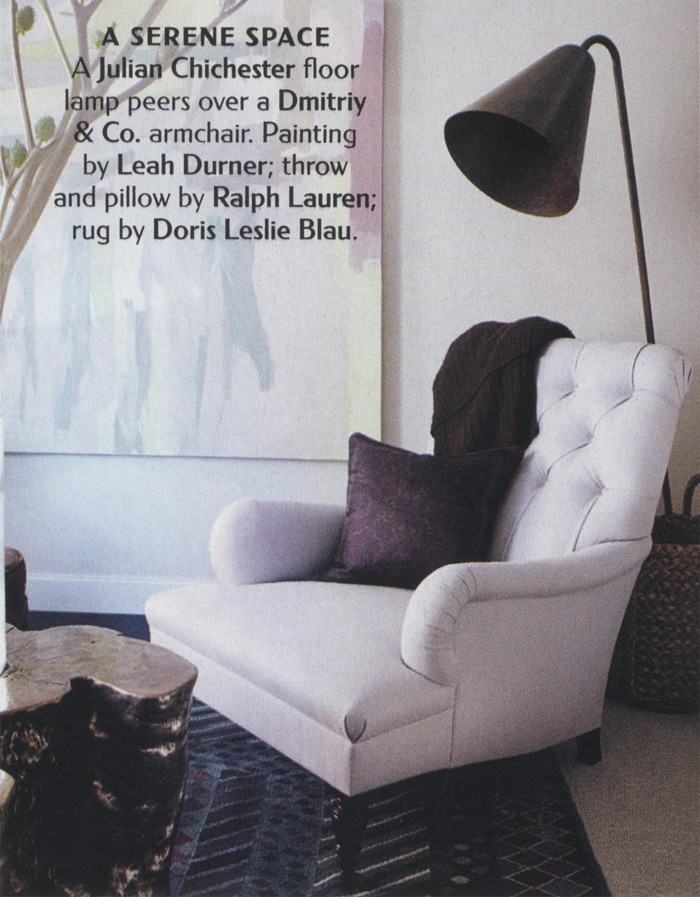 Town & Country, January 2012