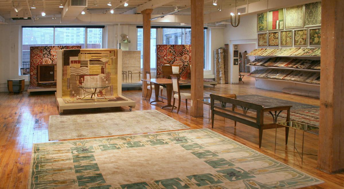 Antique Rugs in Doris Leslie Blau Gallery