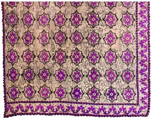 French rag rug
