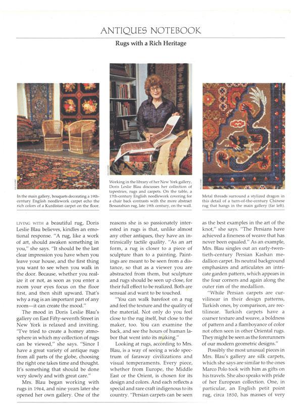 Doris-Blau-History-Article-page-1