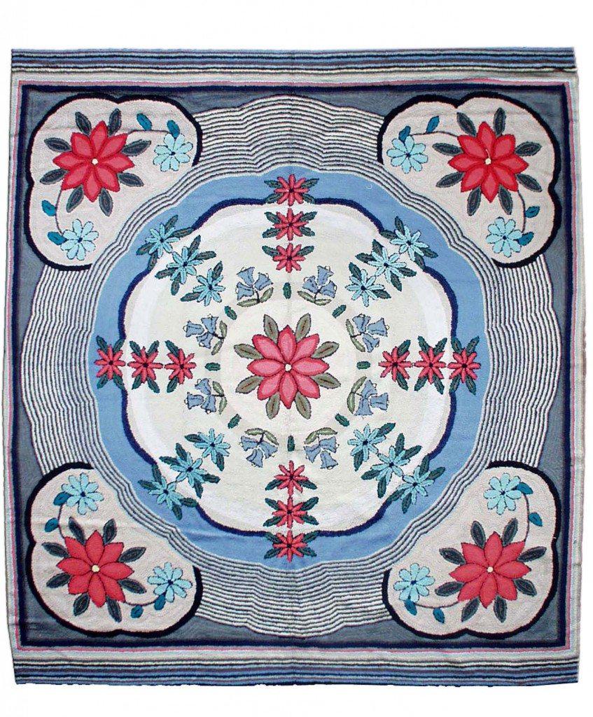 vintage-rugs-european-american-hooked-rag-blue-botanical-geometric-bb1095-12x10 (1)