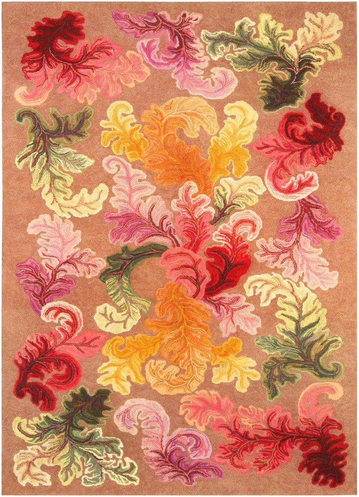 vintage-rugs-european-american-hooked-rag-pink-botanical-bb4482-7x4