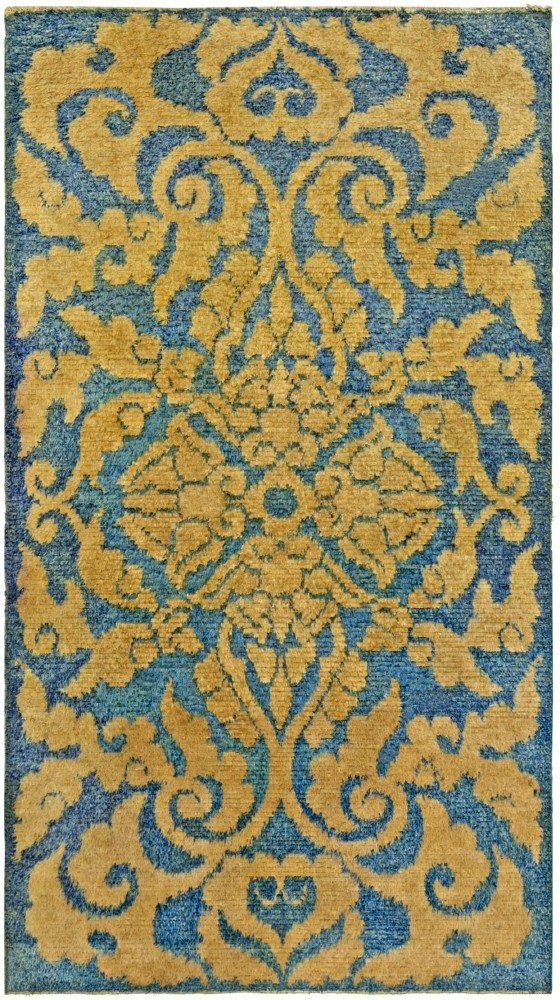 antique-carpets-chinese-deco-blue-abstract-floral-bb5238-6x3