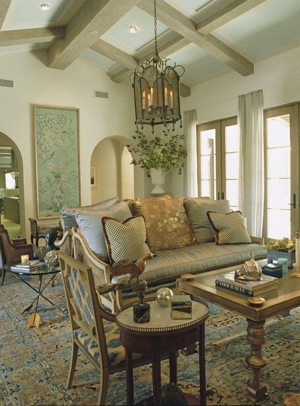 Chinoserie in Interior Design - Timothy Corrigan