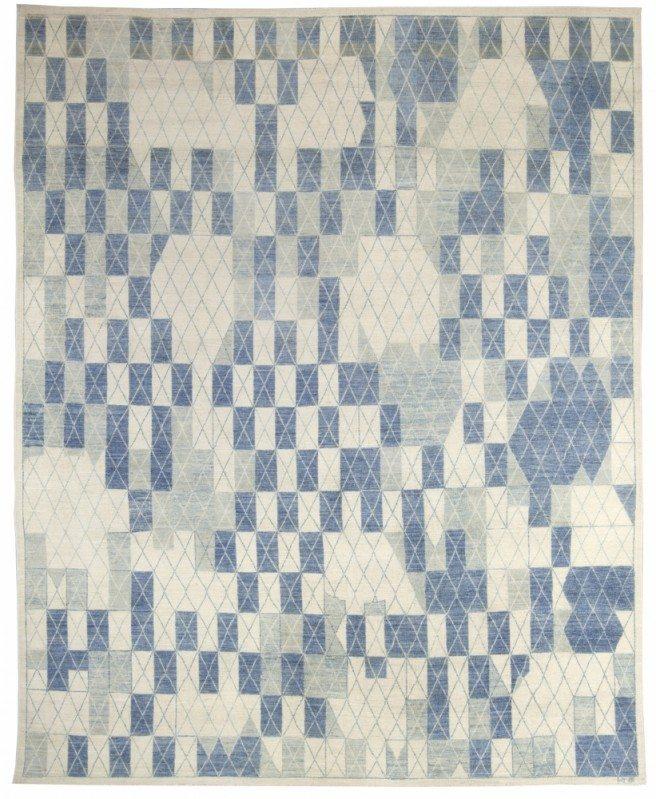 new-carpet-swedish-inspired-leiber-wool-cotton-blue-geometric-abstract-n10473-10x8