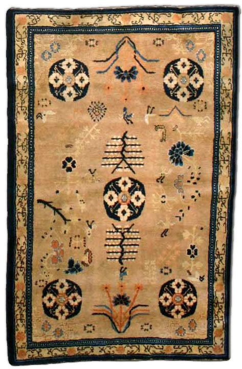 vintage-rugs-chinese-samarkand-khotan-pair-of-beige-botanical-bb4372-6x4