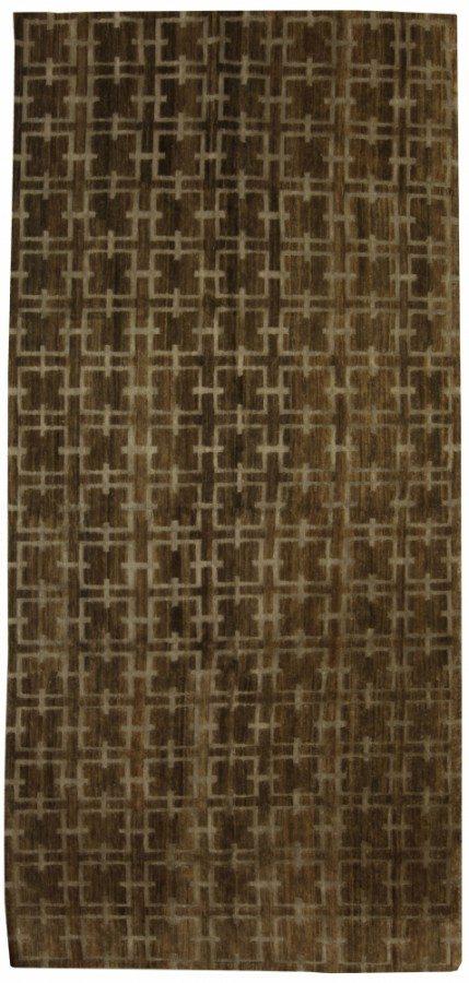rugs-contemporary-hemp-sample-modern-custom-hemp-silk-geometric-n10624-14x7