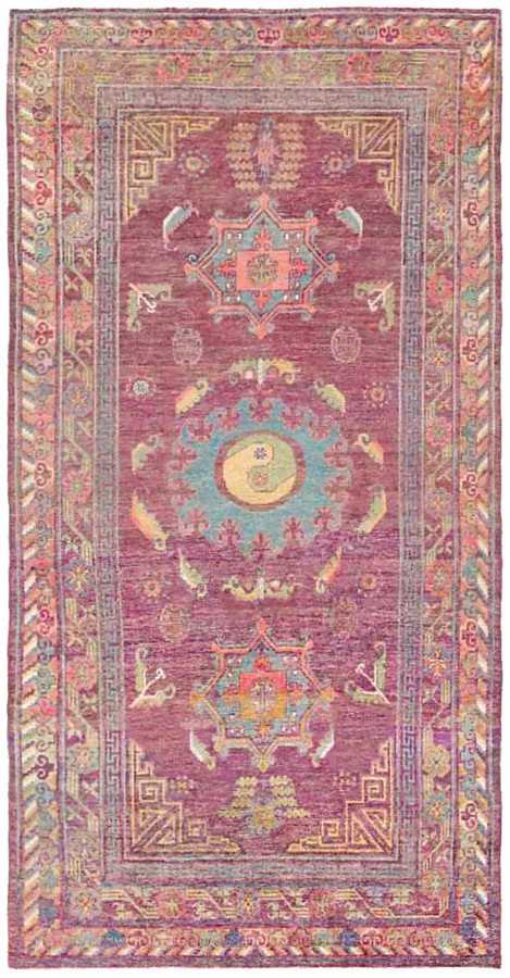 vintage-carpets-chinese-samarkand-khotan-silk-purple-geometric-bb4367-11x5