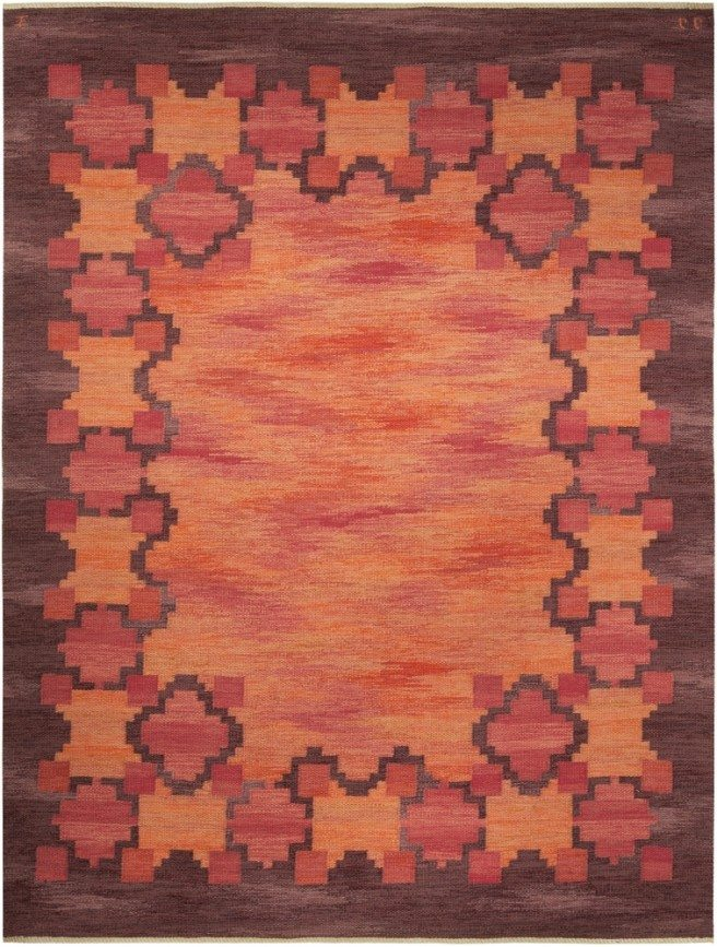 vintage-carpets-swedish-scandinavian-pink-geometric-bb5099-9x7