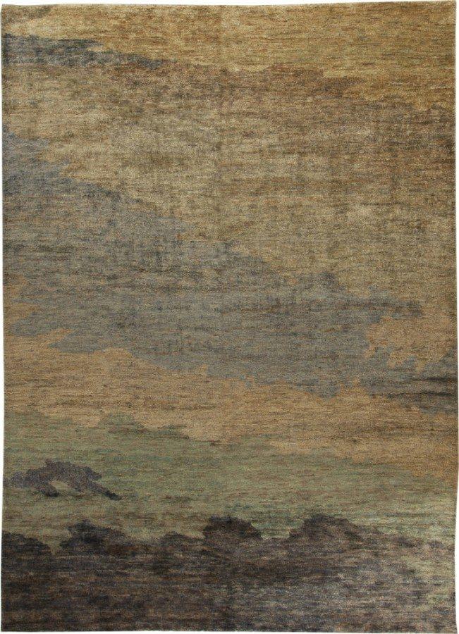 tapete de cânhamo moderno-17x12-n10874