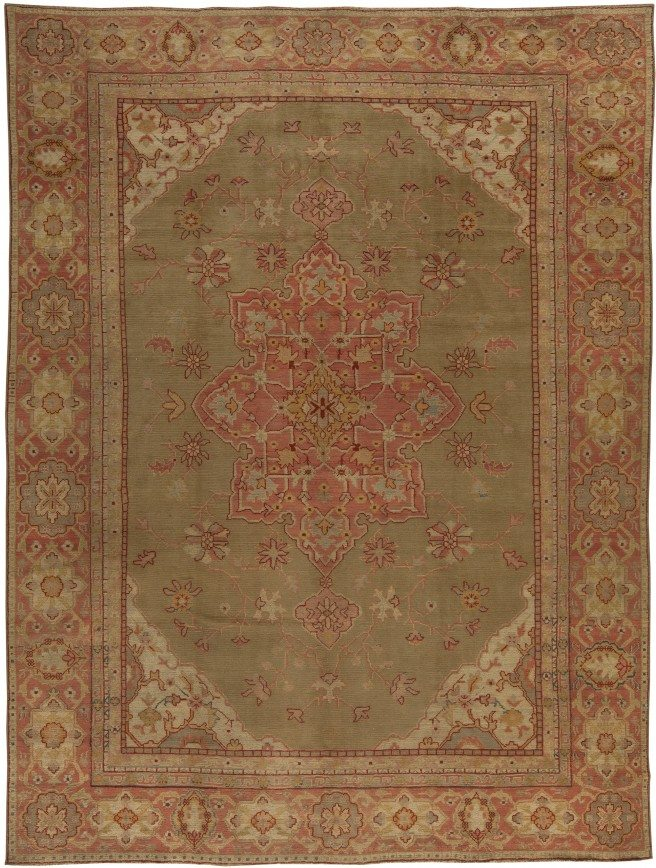 antique-turkish-oushak-rug-bb5448-13x10