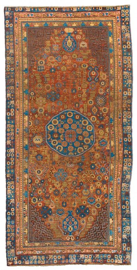 vintage-carpet-chinese-samarkand-khotan-brown-botanical-geometric-bb4397-11x5