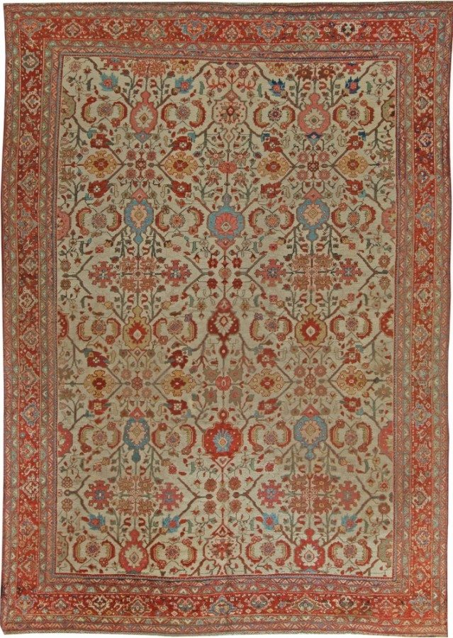 antique-rugs-persian-sultanabad-beige-botanical-13x9-bb5661