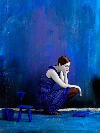blau blau