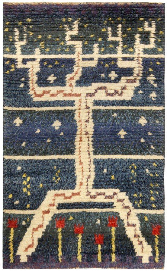vintage-carpets-swedish-scandinavian-flat-weave-blue-abstract-geometric-bb4957-5x3