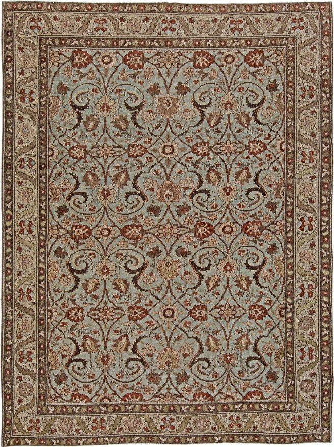 antique-rug-persian-tabriz-blue-botanica-13x9-bb5739