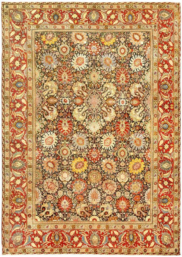 rugs-antique-persian-tabriz-blue-botanical-floral-bb4776-16x11