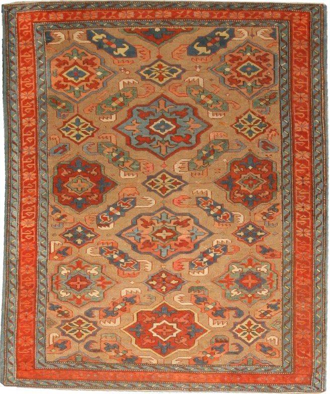 antique-carpet-kub-brown-geometric-botanical-bb4754-6x4