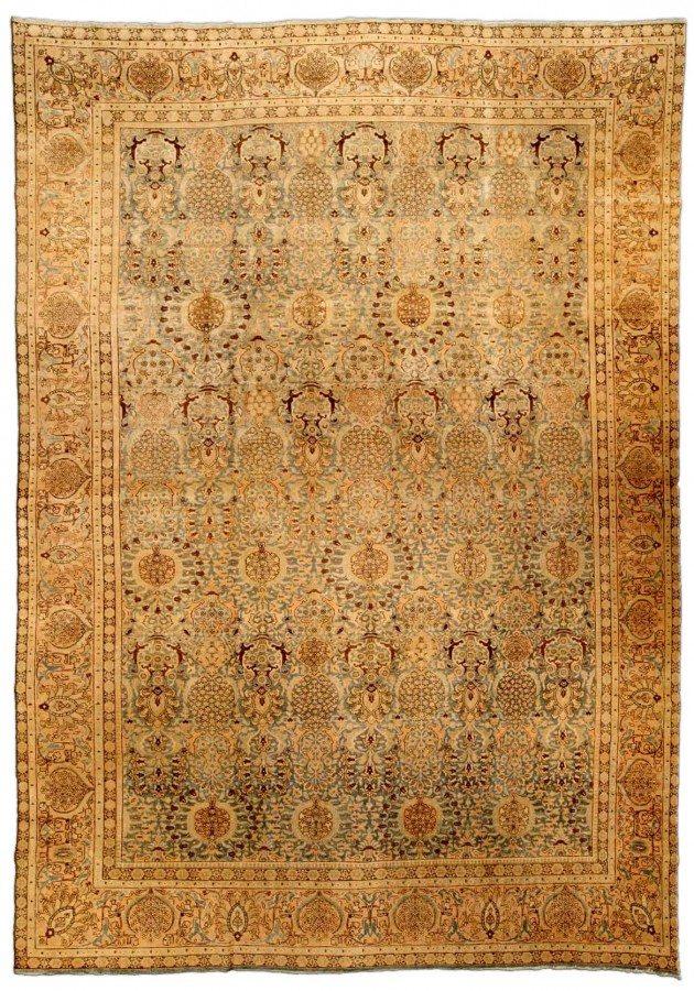 antique-rugs-persian-tabriz-beige-botanical-bb4214-15x11