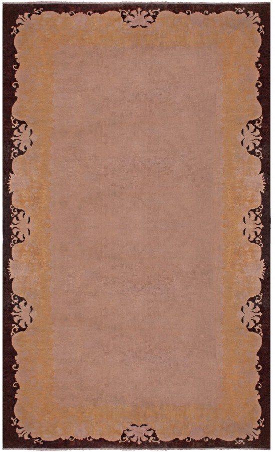 carpet-vintage-chinese-deco-brown-minimalist-bb4893-19x11