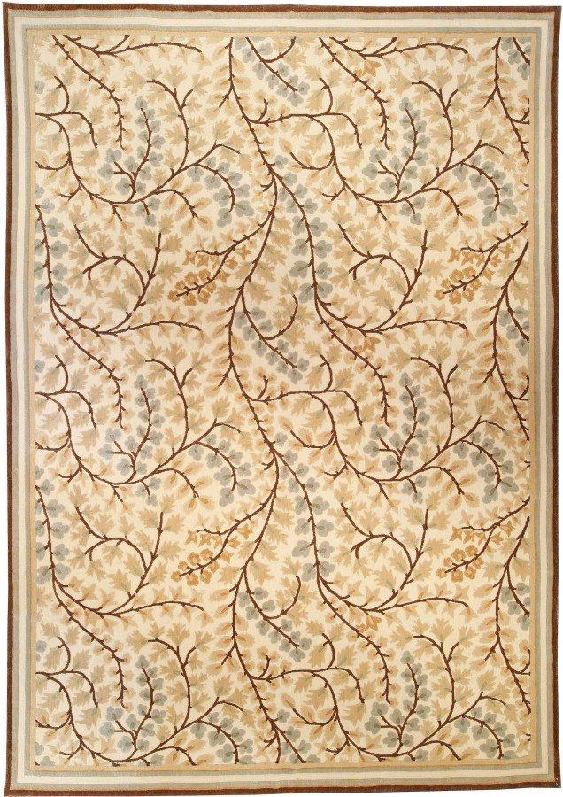 modern-carpet-custom-tibetan-maple-beige-botanical-14x10-n10977