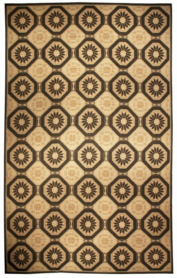 modern-rugs-bessarabian-flowers-brown-modern-wool-brown-floral-geometric-n10274-23x14