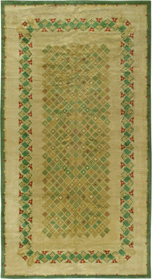 vintage-rug-french-deco-green-geometric-abstract-bb5244-17x10