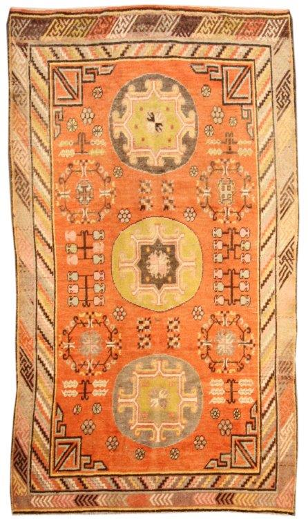 BB3957 Samarkand 9.8 x 5.3 C. 1930