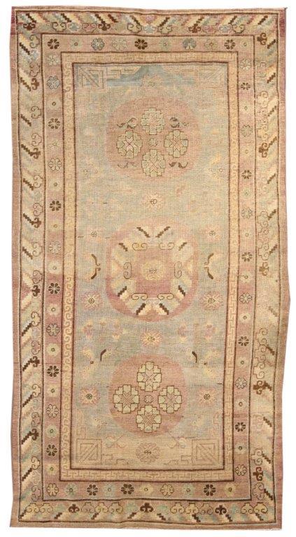 BB4111 Samarkand 9.7 x 5 C. 1920