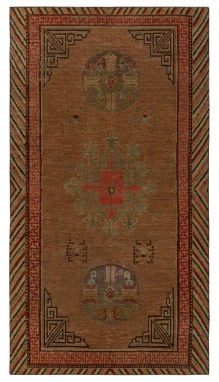 BB5818 A Samarkand rug 8 x 4.5 kopia