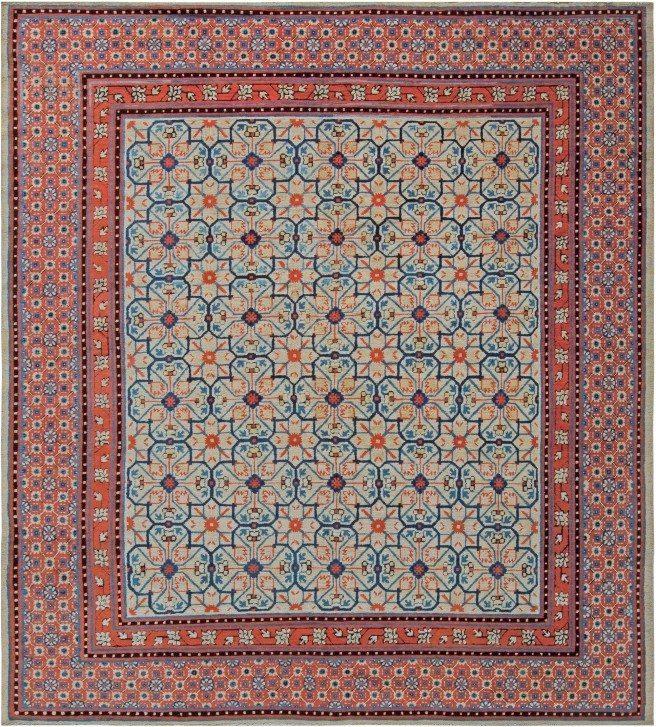 antique-vintage-samarkand-khotan-rug-10x9-bb5799