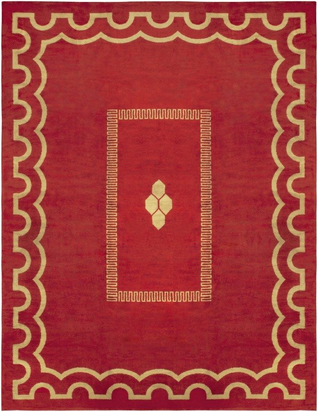 vintage-rug-french-deco-red-geometric-minimalist-bb4974-17x13