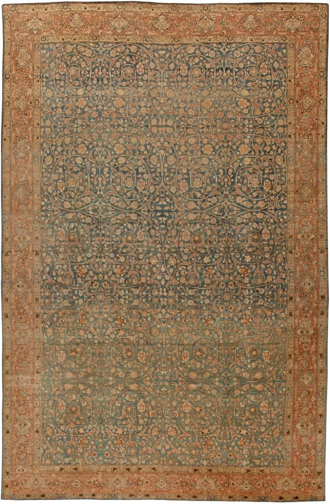 antique-carpet-persian-tabriz-blue-botanical-17x11-bb5737