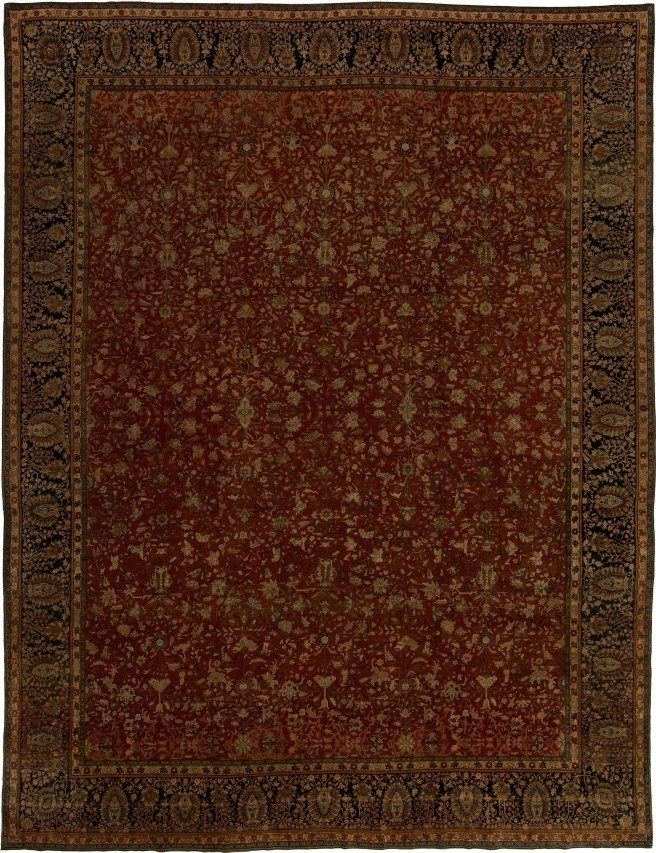 antique-persian-kashan-mohtashem-rug-15x11-bb5920