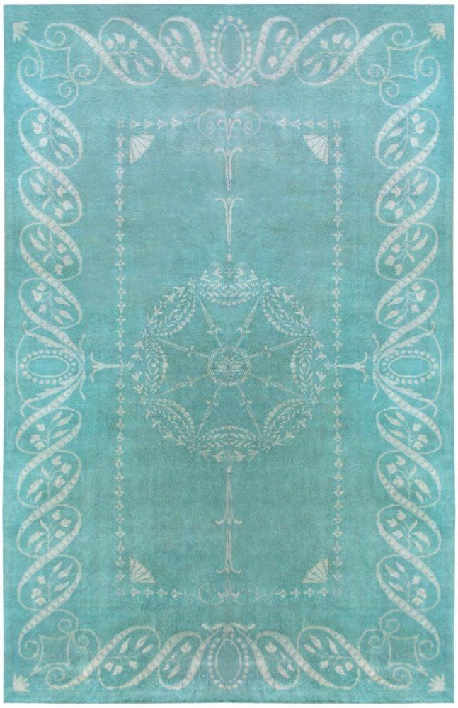 carpet-vintage-european-american-irish-donegal-green-botanical-minimalist-bb2490-13x9