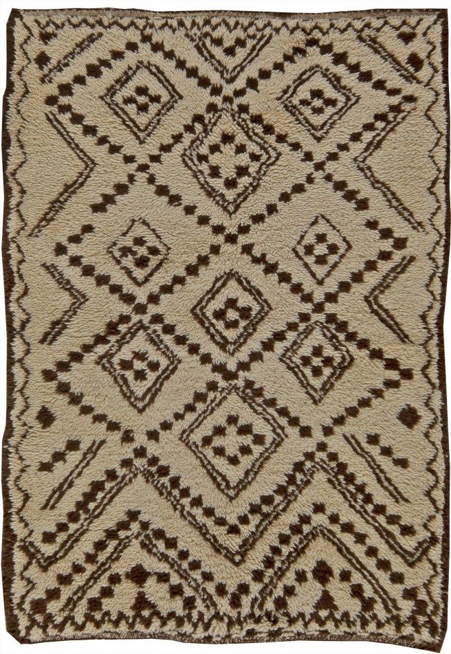 vintage-carpets-modern-deco-moroccan-brown-geometric-5x4-bb5757