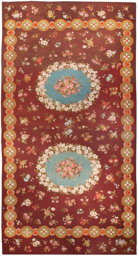antique-rugs-european-american-french-aubusson-savonnerie-red-botanical-bb0195-19x9