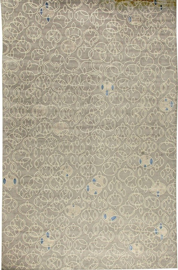 contemporary-rug-custom-tibetan-flw-no-grey-geometric-25x15-n11089