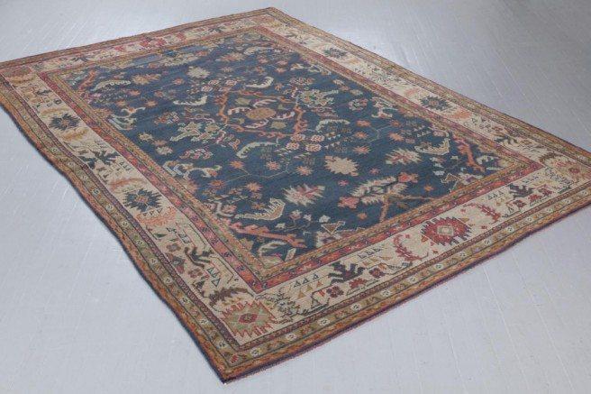 turkish, oushak, rugs