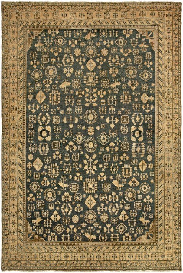 vintage-carpet-chinese-samarkand-khotan-.htm-green-botanical-bb4816-17x11