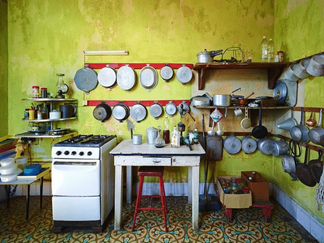 cuban kitchen