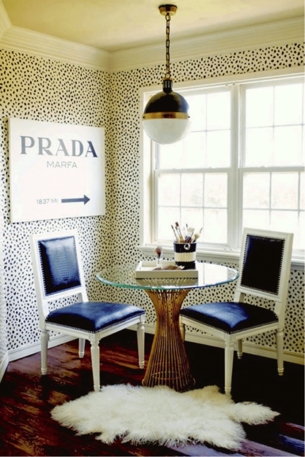 10 Super Elegant Ways To Incorporate Animal Print In Your Home By