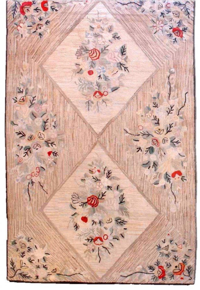 Hooked Rug-BB3174