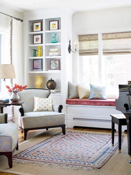 Layered-Rug-in-Seating-Area