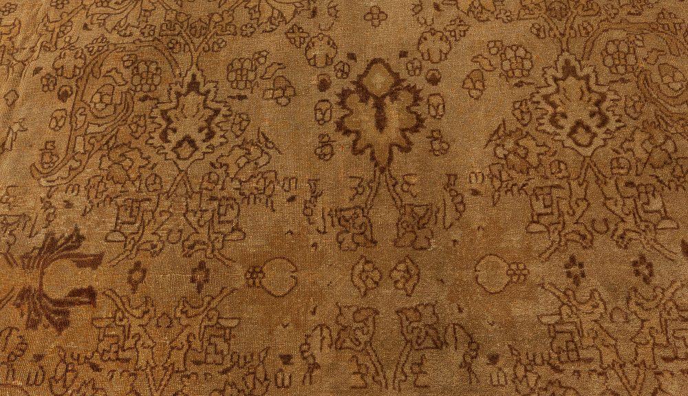 Vintage Indian Amritsar Rug BB0064