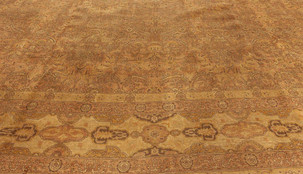 Large Antique Turkish Sivas Carpet BB0431