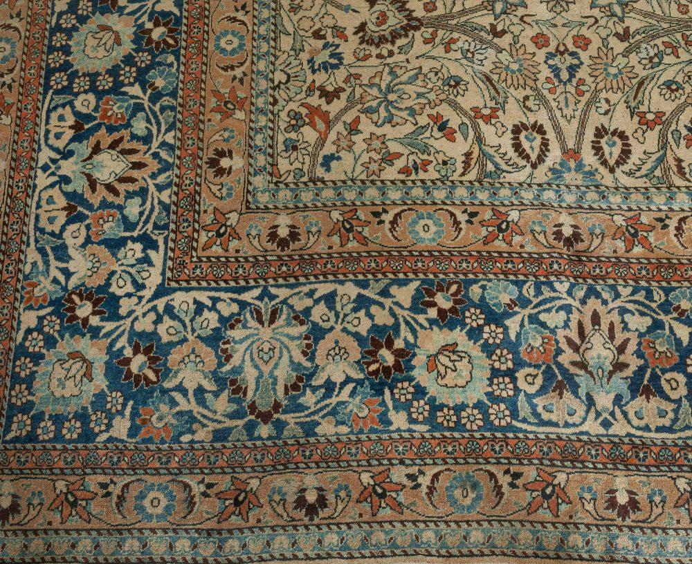 Antique Persian Khorassan Carpet BB0568